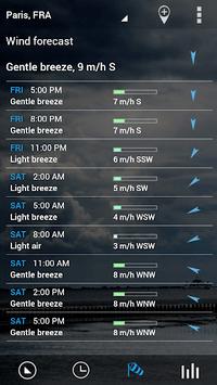 Sense Flip Clock & Weather pc screenshot 1