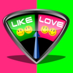 Love Detector Face Test icon
