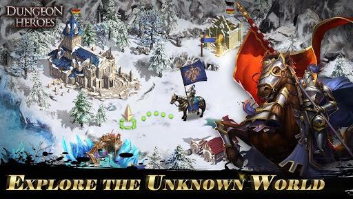 Dungeon & Heroes pc screenshot 1