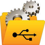 OTG Disk Explorer icon