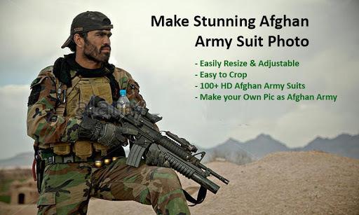 Afghan army dress editor: commandos suit changer pc screenshot 1