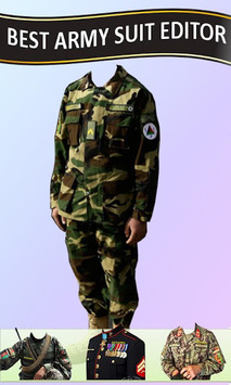 Afghan army dress editor: commandos suit changer pc screenshot 2