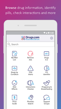 Drugs.com Medication Guide pc screenshot 1