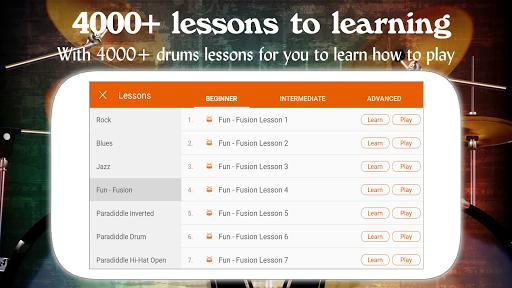Drum Live: Real drum set drum kit music drum beat pc screenshot 2