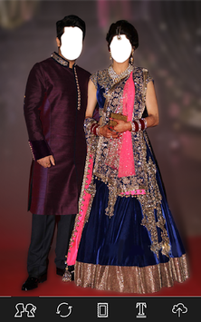Couple Photo Suit Styles - Photo Editor Frames pc screenshot 1