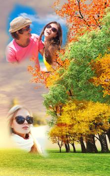 Nature Blend Pic Collage Maker pc screenshot 1