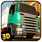 Real Truck simulator : Driver for pc logo