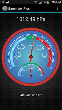 Barometer Plus pc screenshot 2