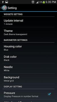 Barometer Plus pc screenshot 1