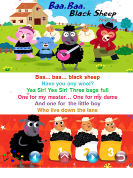 Kids Songs - Best Nursery Rhymes Free App pc screenshot 1