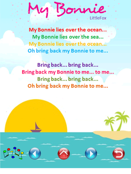 Kids Songs - Best Nursery Rhymes Free App pc screenshot 2
