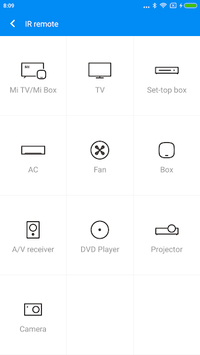 Mi Remote controller - for TV, STB, AC and more pc screenshot 1