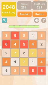 2048 Charm: Classic & New 2048, Number Puzzle Game pc screenshot 1