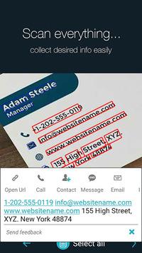 Smart Lens - OCR Text Scanner, QR code reader pc screenshot 1