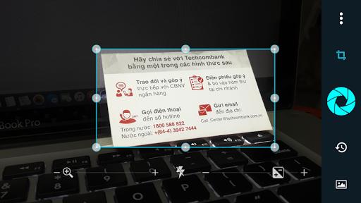 Smart Lens - OCR Text Scanner, QR code reader pc screenshot 2