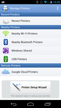 PrintHand Mobile Print pc screenshot 2