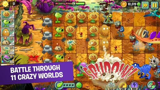 Plants vs. Zombies™ 2 pc screenshot 1