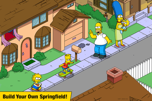 The Simpsons™: Tapped Out pc screenshot 1