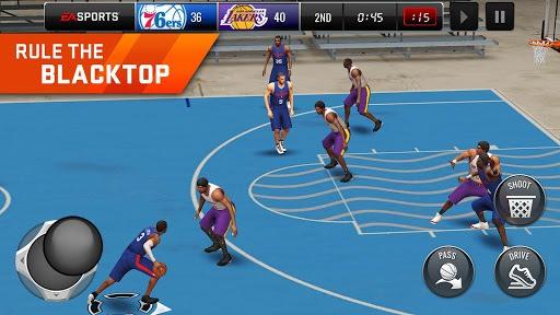 NBA LIVE Mobile Basketball pc screenshot 1