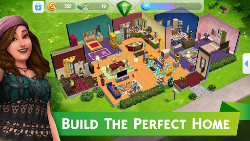 The Sims™ Mobile pc screenshot 2