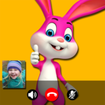 Call Easter Bunny icon