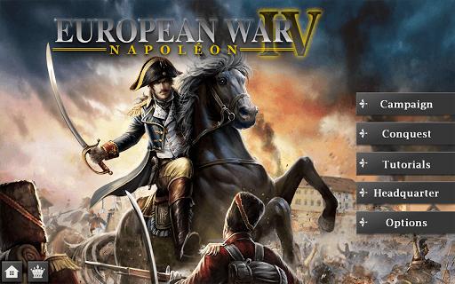 European War 4: Napoleon PC screenshot 1