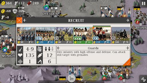 European War 4: Napoleon PC screenshot 2