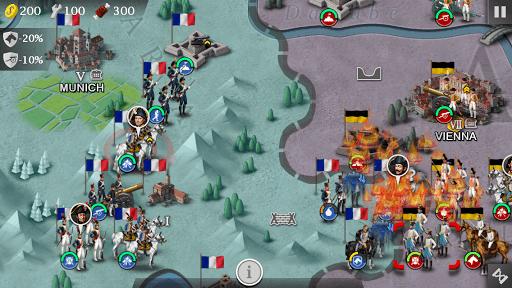 European War 4: Napoleon PC screenshot 3