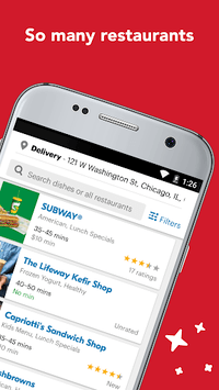 Eat24 Food Delivery & Takeout pc screenshot 2