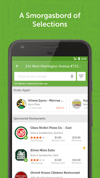 EatStreet Food Delivery App pc screenshot 2