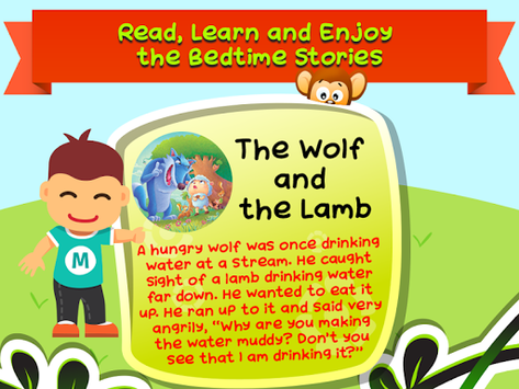 The English Story: Best Short Stories for Kids pc screenshot 1