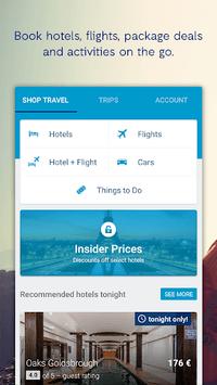ebookers - Hotels, Flights & Package deals pc screenshot 1