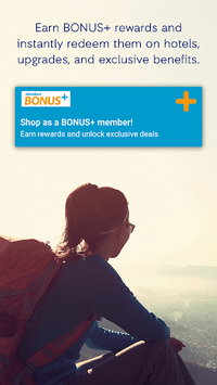 ebookers - Hotels, Flights & Package deals pc screenshot 2