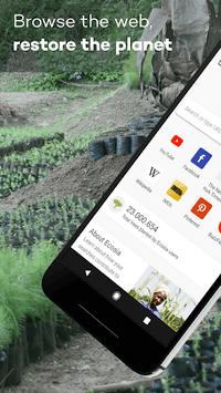 Ecosia Browser - Fast & Green pc screenshot 1