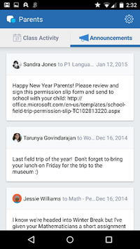 Edmodo for Parents pc screenshot 1