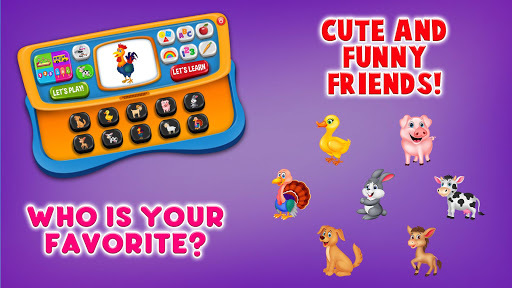 Baby Phone Game for Kids Free pc screenshot 2