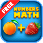 Numbers and Math for Kids icon