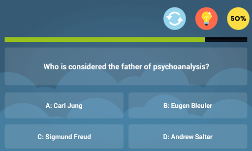 Eureka Quiz Game Free - Knowledge is Power pc screenshot 2