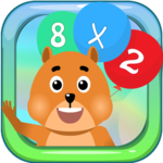 Times Tables and Friends-1 x 12 multiplication fun for pc logo