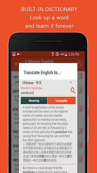 6 Minute English - Practice Listening Everyday pc screenshot 1