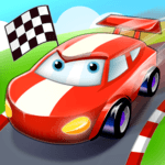 Racing Cars for Kids icon