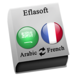 Arabic - French icon