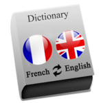 French - English icon