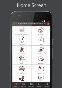 Dr. Sulaiman Al Habib App pc screenshot 1