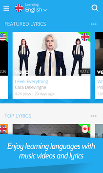 LyricsTraining: Learn Languages with Music pc screenshot 1