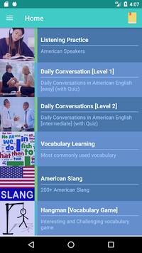 American English Speaking pc screenshot 1