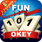 Fun 101 Okey icon