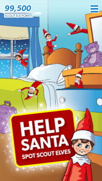 Find the Scout Elves — The Elf on the Shelf® pc screenshot 1