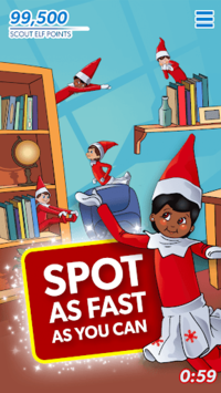 Find the Scout Elves — The Elf on the Shelf® pc screenshot 2