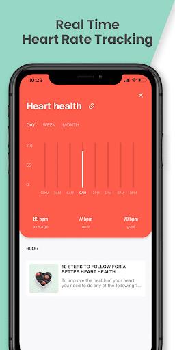 FitTrack Health: Track Fitness PC screenshot 3